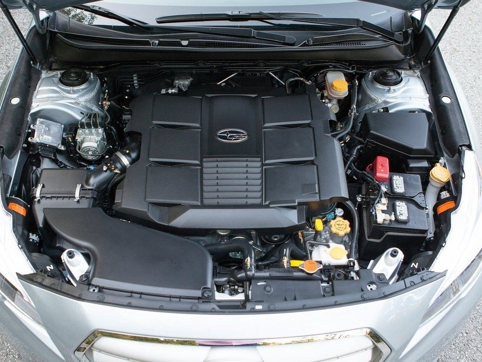 Động cơ của Subaru.