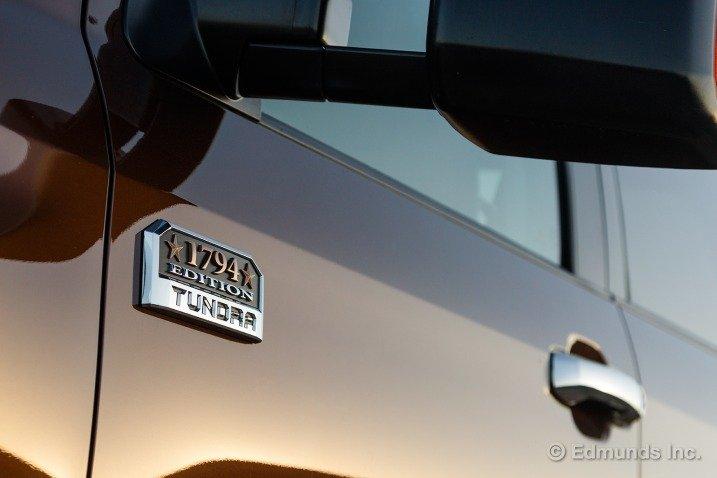 Đánh giá thân xe Toyota Tundra 2014