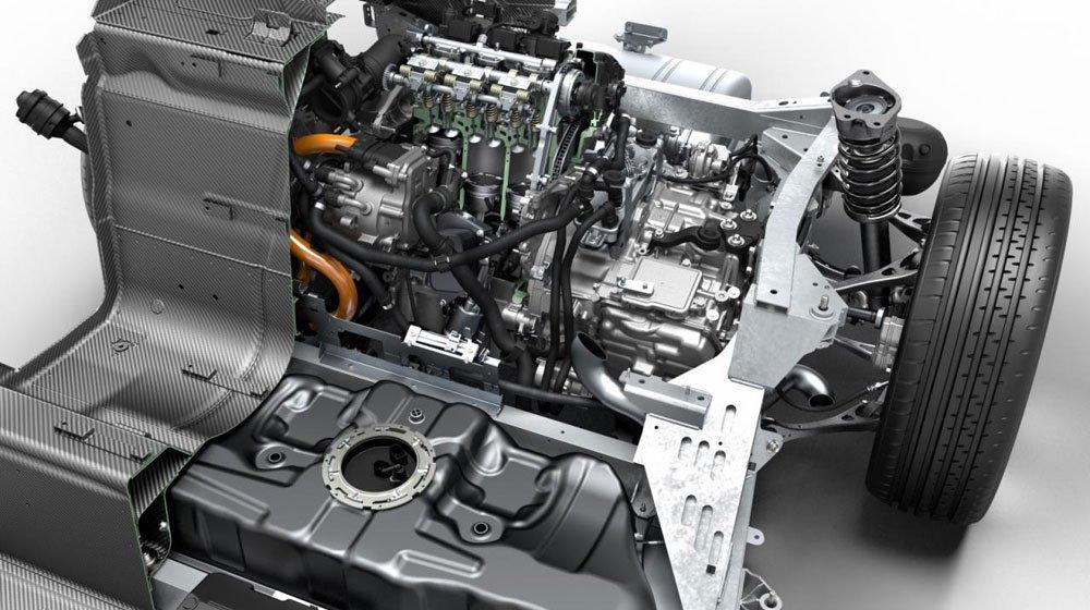 Động cơ của BMW