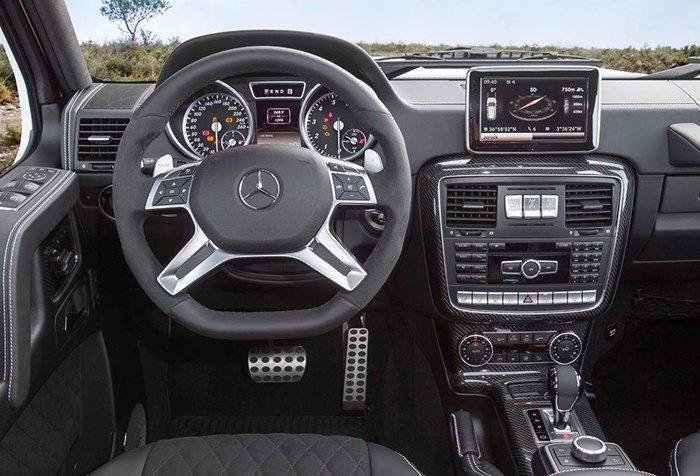 Mercedes G 500 4x42 10