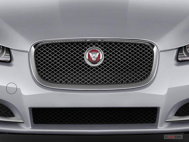 Đánh giá đầu xe Jaguar XF 2015