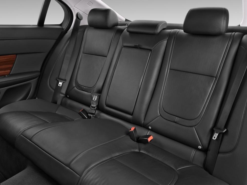 Đánh giá xe Jaguar XF 2015