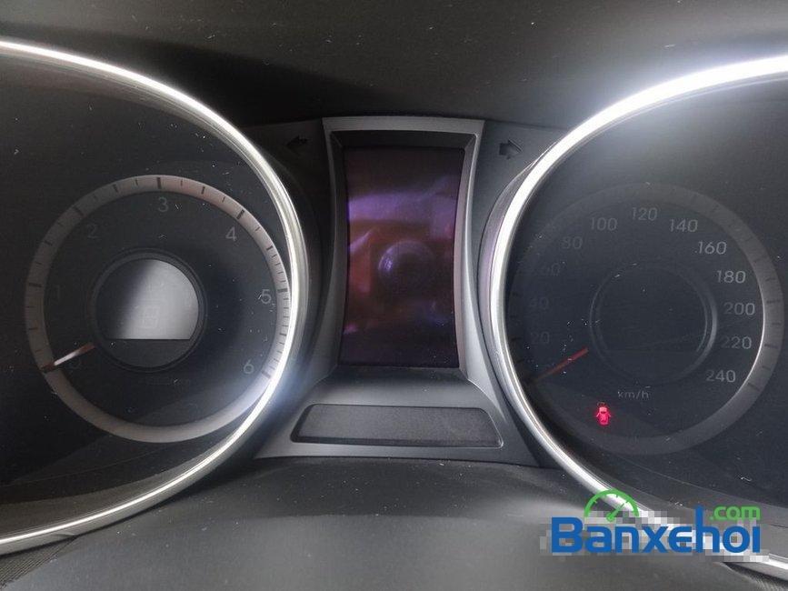 Cần bán Hyundai Santa Fe năm 2015, màu trắng, nhập khẩu-7