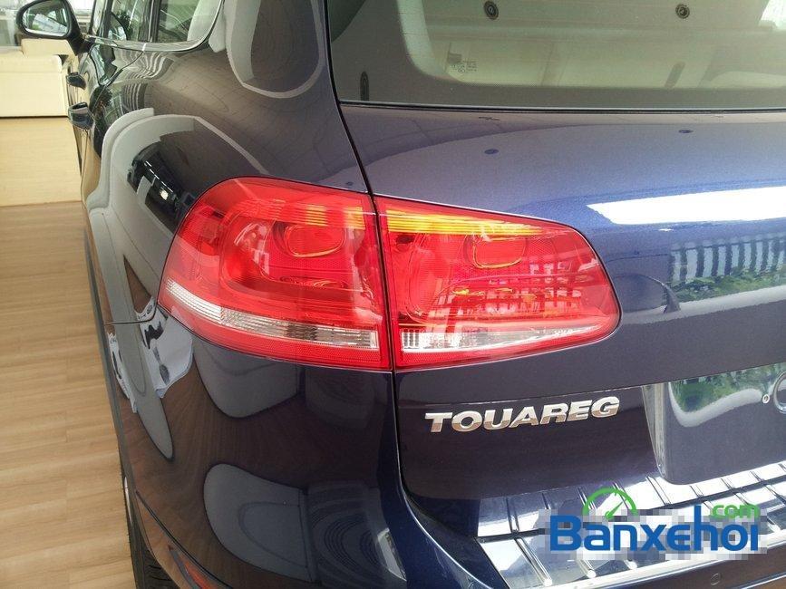 Bán xe Volkswagen Touareg đời 2014, nhập khẩu, giá 2 tỷ 698Tr-6