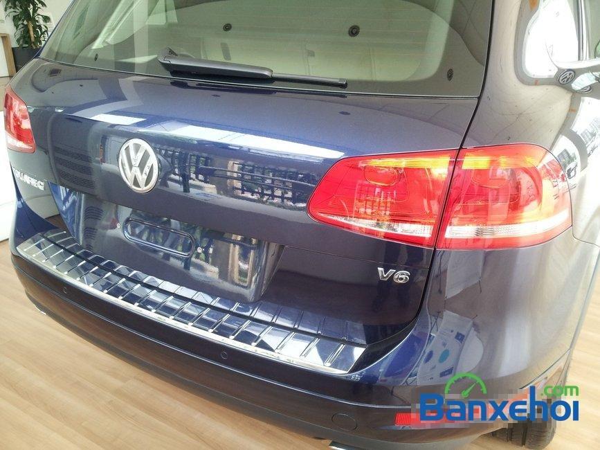 Bán xe Volkswagen Touareg đời 2014, nhập khẩu, giá 2 tỷ 698Tr-7