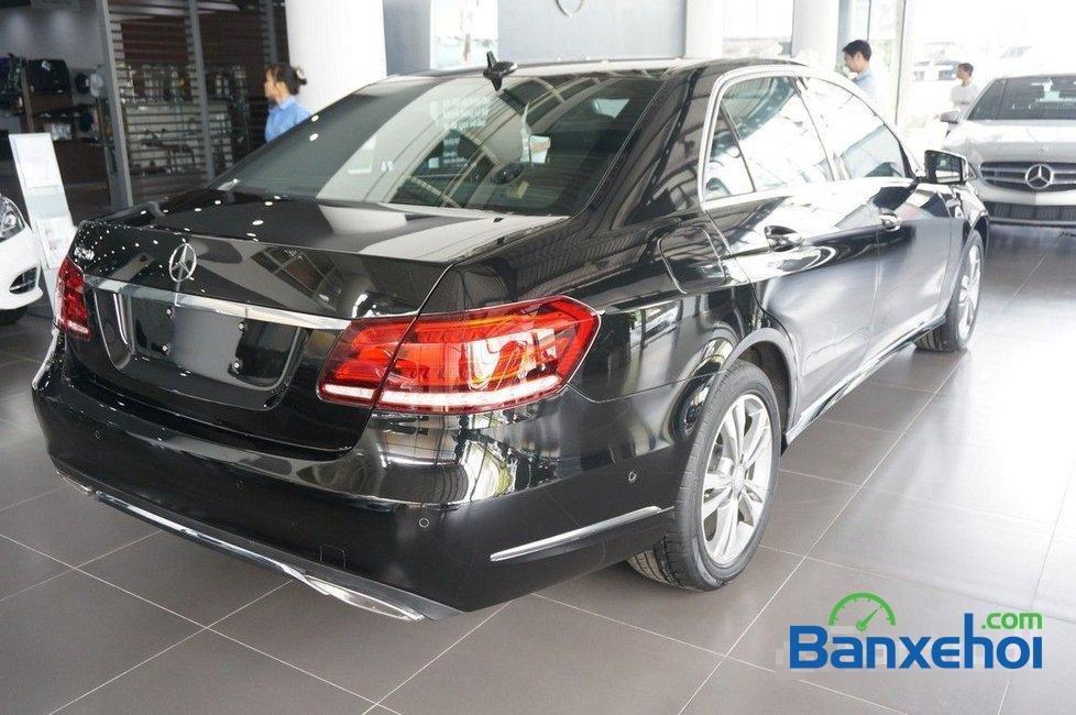 Cần bán Mercedes E250 đời 2015, màu đen-4