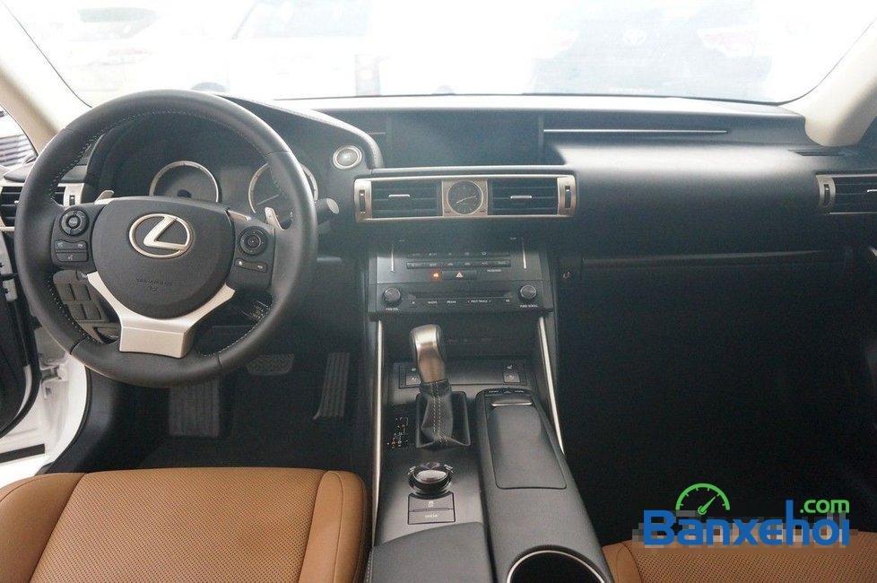 Cần bán xe Lexus IS 250c, màu trắng, nhập khẩu-13