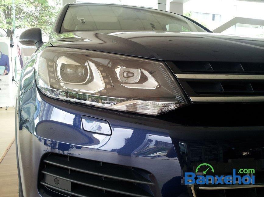 Bán xe Volkswagen Touareg đời 2014, nhập khẩu, giá 2 tỷ 698Tr-1
