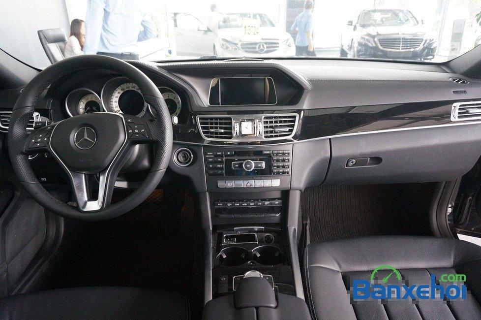 Cần bán Mercedes E250 đời 2015, màu đen-10