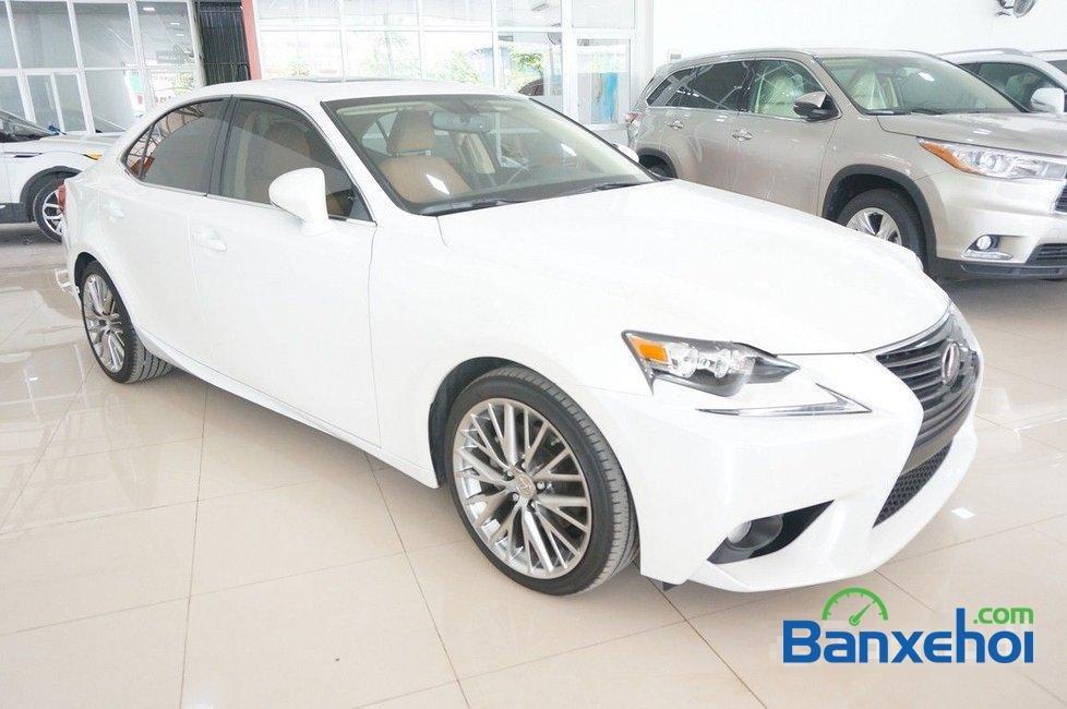 Cần bán xe Lexus IS 250c, màu trắng, nhập khẩu-1