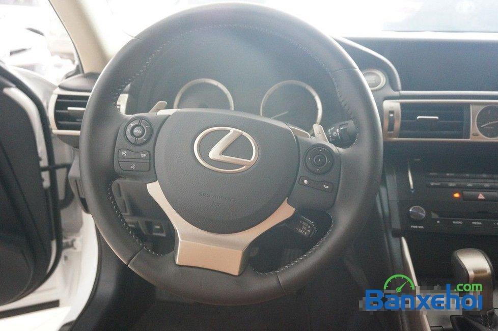 Cần bán xe Lexus IS 250c, màu trắng, nhập khẩu-14