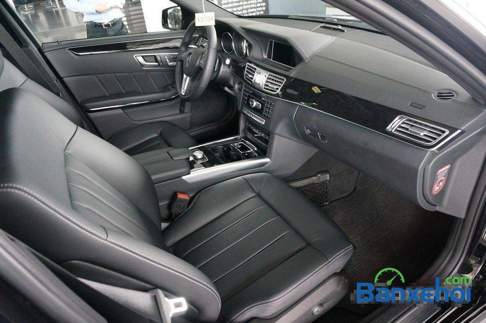 Cần bán Mercedes E250 đời 2015, màu đen-9