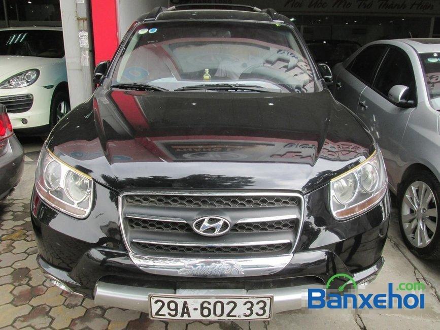Cần bán Hyundai Santa Fe đời 2006, nhập khẩu trực tiếp từ Korea-0