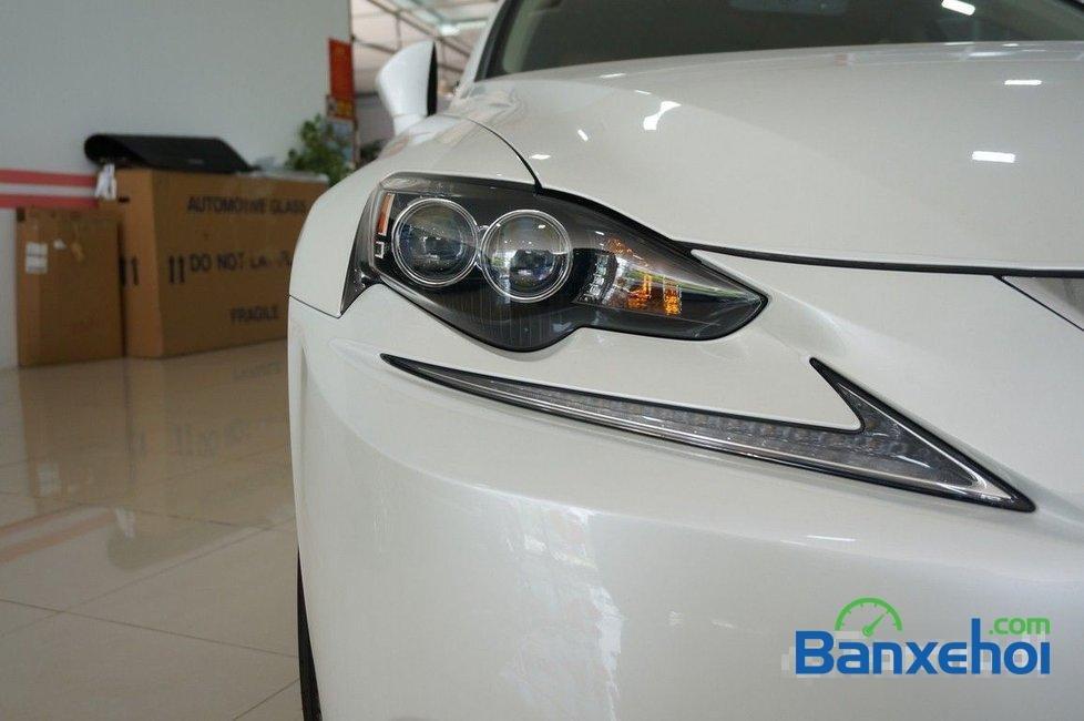 Cần bán xe Lexus IS 250c, màu trắng, nhập khẩu-2
