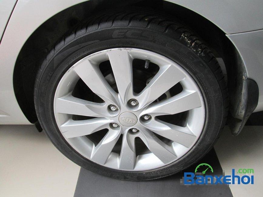 Bán Kia Forte sản xuất 2011, màu bạc đã đi 35000 km -4
