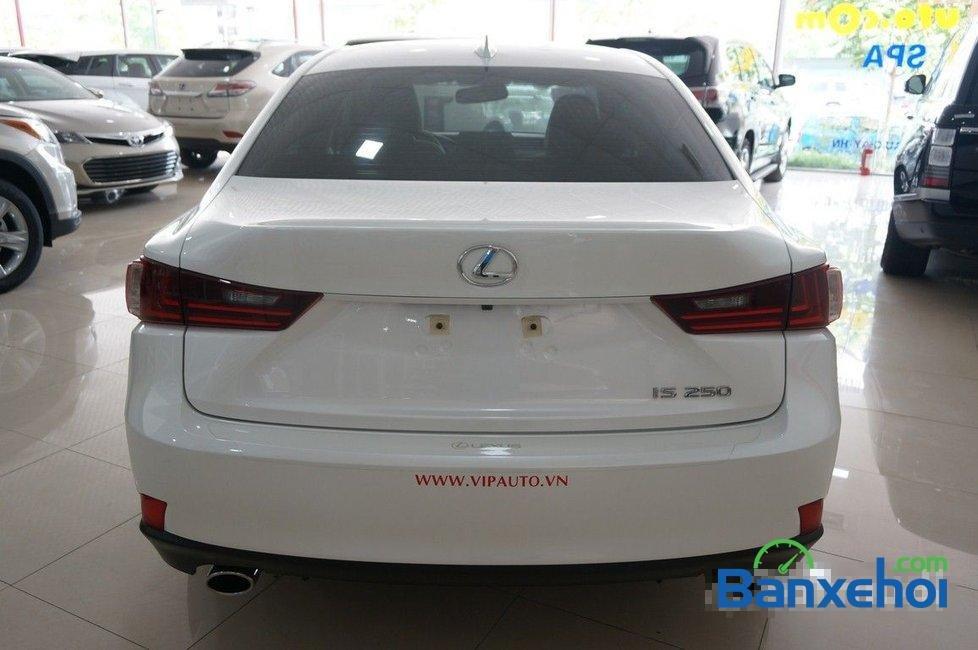 Cần bán xe Lexus IS 250c, màu trắng, nhập khẩu-5