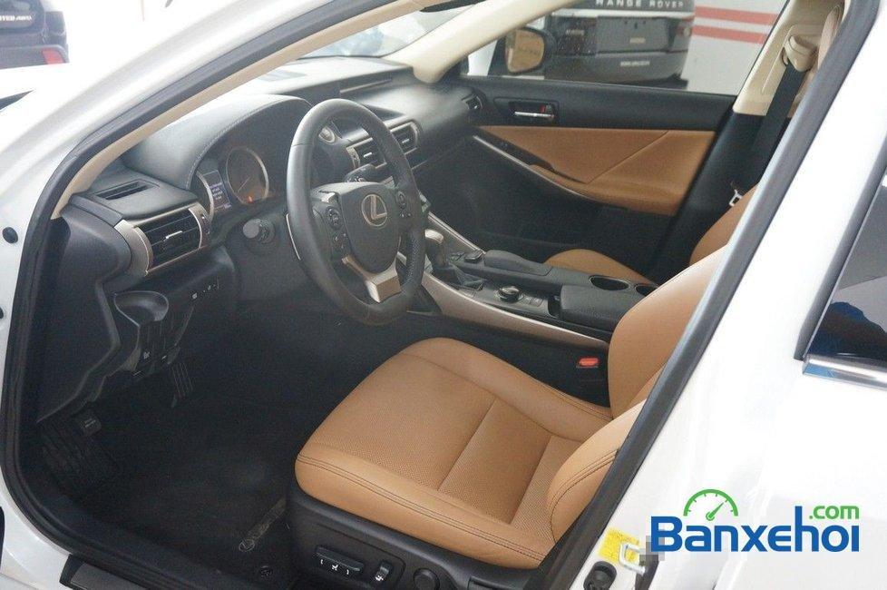 Cần bán xe Lexus IS 250c, màu trắng, nhập khẩu-7
