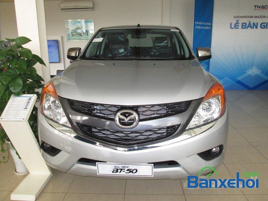 Bán Mazda BT 50 2015, 673 triệu-0