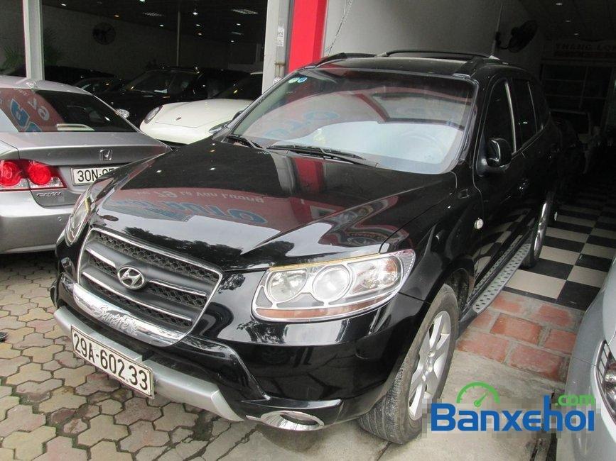 Cần bán Hyundai Santa Fe đời 2006, nhập khẩu trực tiếp từ Korea-1