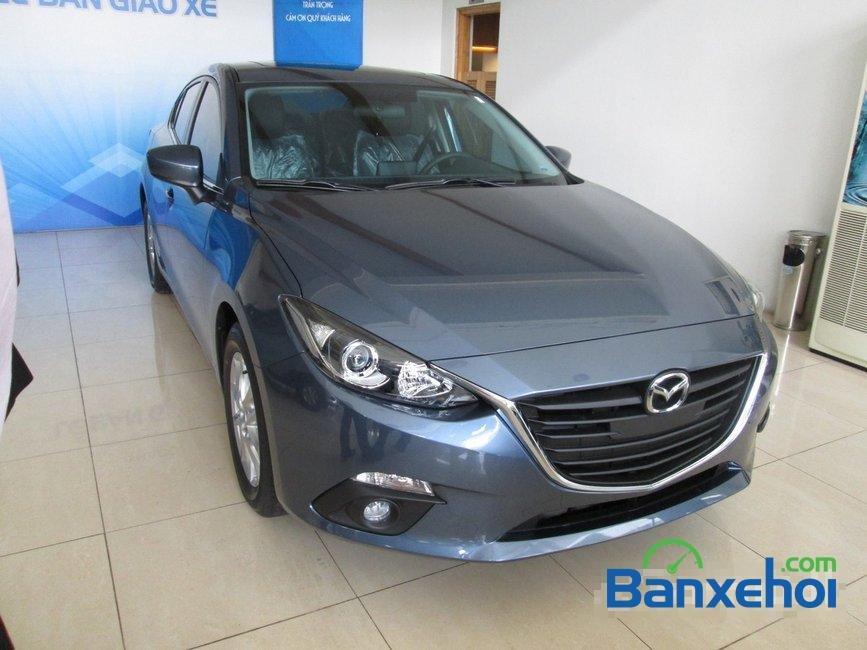 Bán Mazda AZ 3 Sedan năm 2015, giá chỉ 882 triệu-1