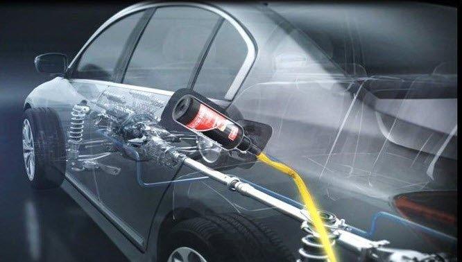 Cần lựa chọn dung dịch vệ sinh kim phun nhiên liệu phù hợp động cơ từng xe.