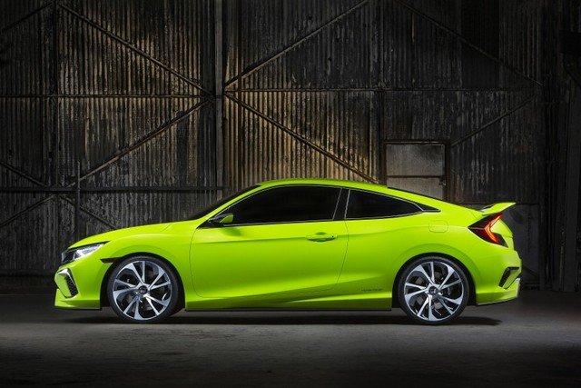 Honda Civic mới bản thể thao a