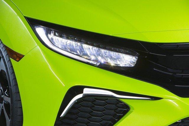 Honda Civic mới bản thể thao a4