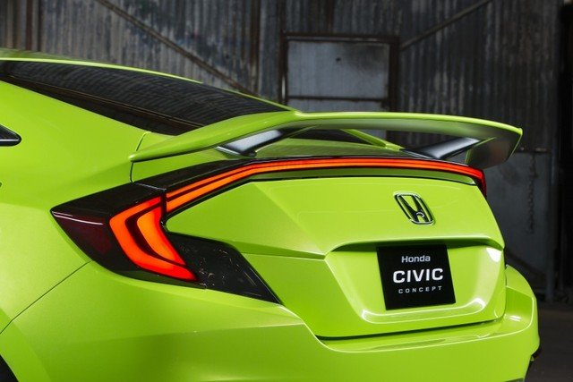 Honda Civic mới bản thể thao a3