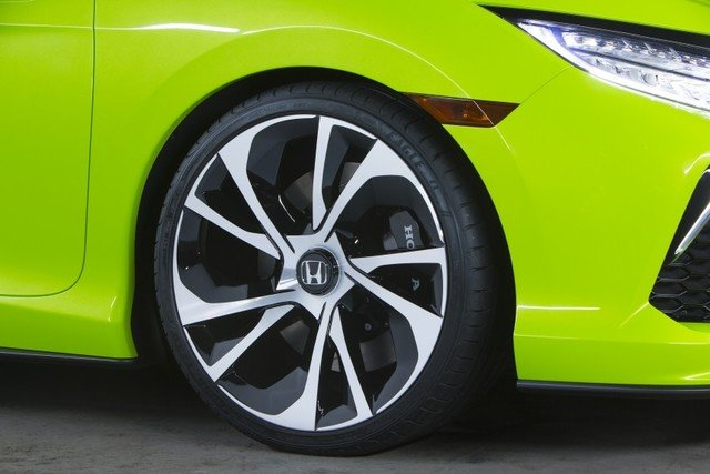 Honda Civic mới bản thể thao a5
