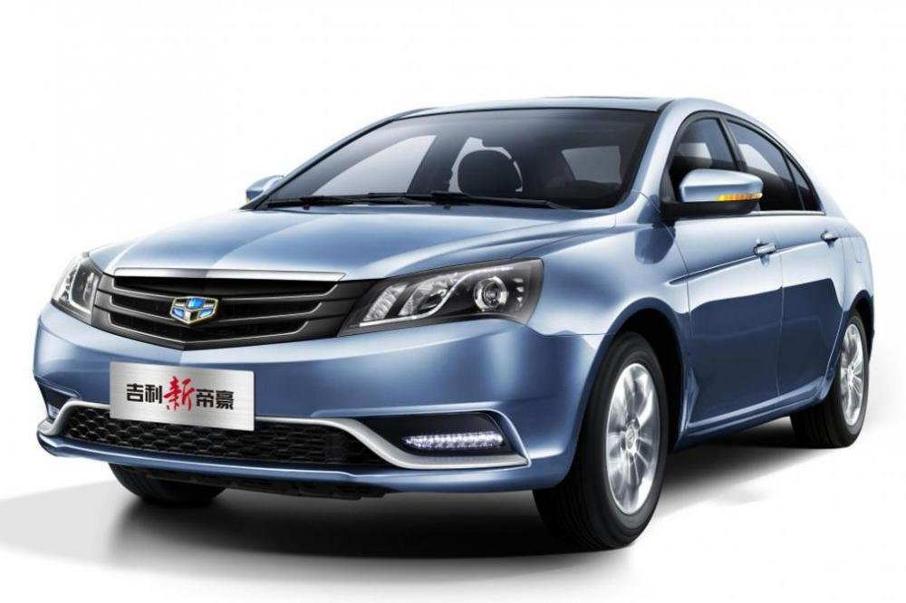 Geely Emgrand EC7.,