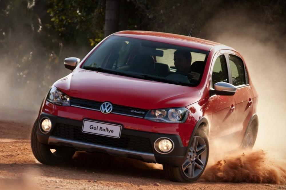 VW Gol .