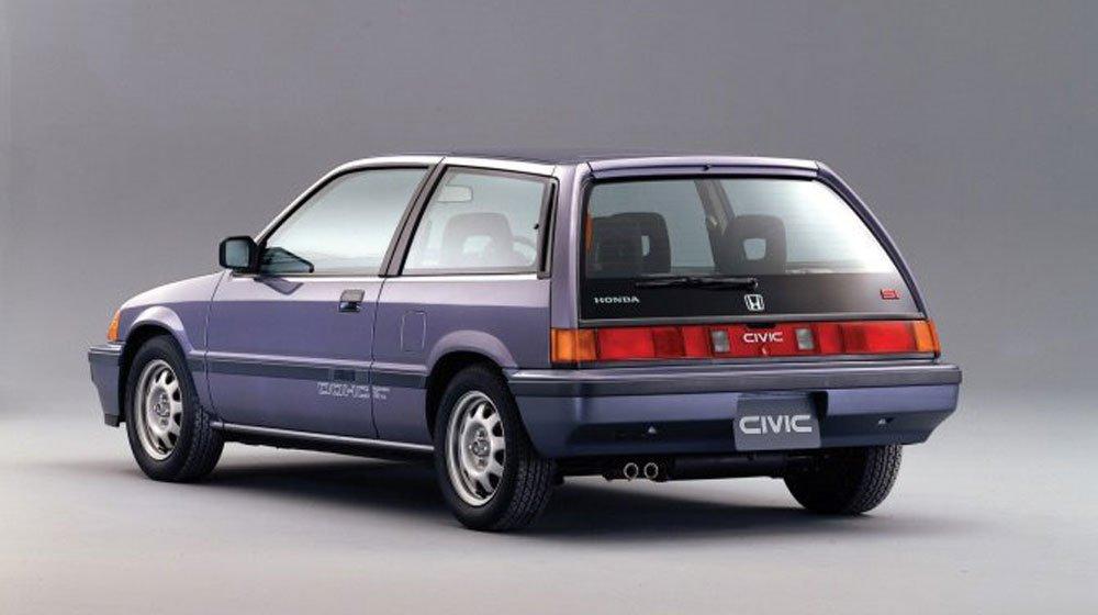 10 mẫu xe Honda Civic đẹp nhất mọi thời đại