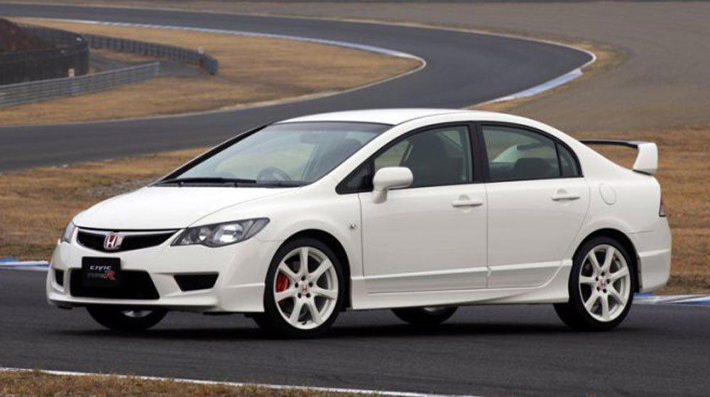 10 mẫu xe Honda Civic đẹp nhất mọi thời đại 2