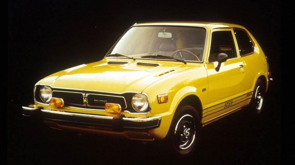 10 mẫu xe Honda Civic đẹp nhất mọi thời đại 3