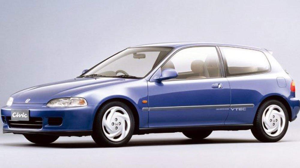 10 mẫu xe Honda Civic đẹp nhất mọi thời đại 4