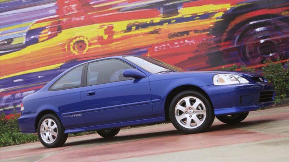 10 mẫu xe Honda Civic đẹp nhất mọi thời đại 6