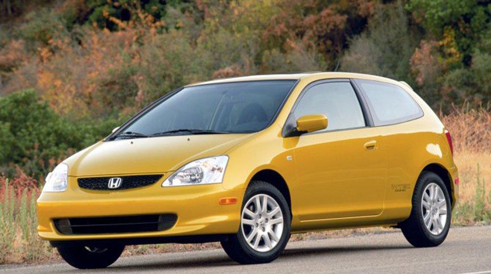10 mẫu xe Honda Civic đẹp nhất mọi thời đại 7
