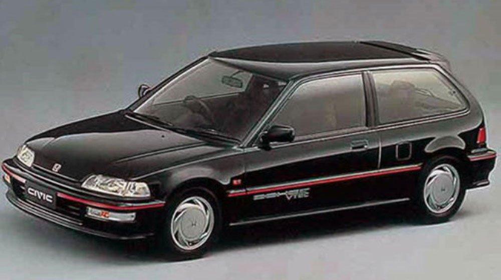 10 mẫu xe Honda Civic đẹp nhất mọi thời đại 8