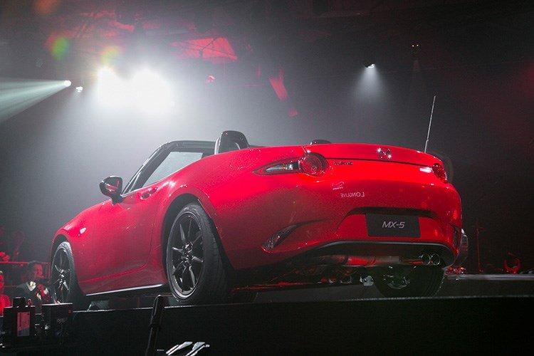 Mazda MX-5 Miata 2016 5
