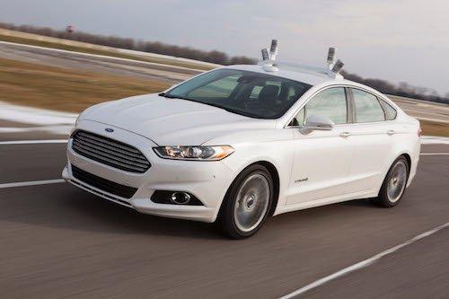 Ford bước vào giai đoạn mới của chiến lược phát triển xe tự lái