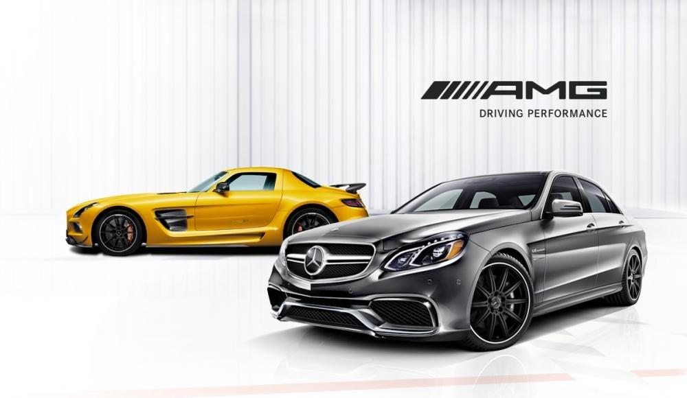 Các sản phẩm của AMG được tạo ra để phục vụ cho những người đam mê xe thực sự.