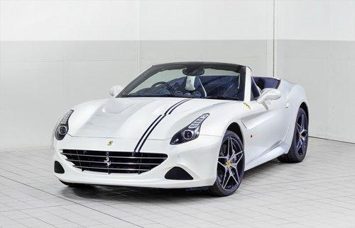 Ferrari California T ra mắt