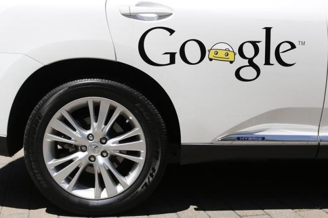 Google xe tự lái 1