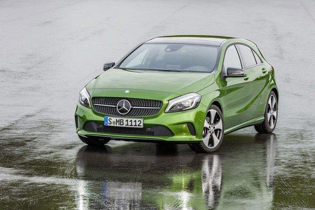Mercedes-Benz A-Class 2016 1
