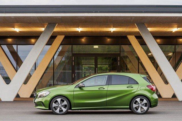 Phiên bản A180d BlueEfficiency chỉ tiêu tốn 3,5 lít/100 km 1