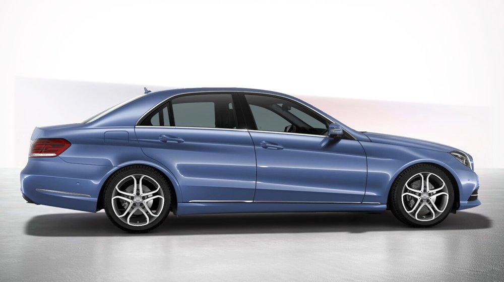Mercedes E200 Edition E
