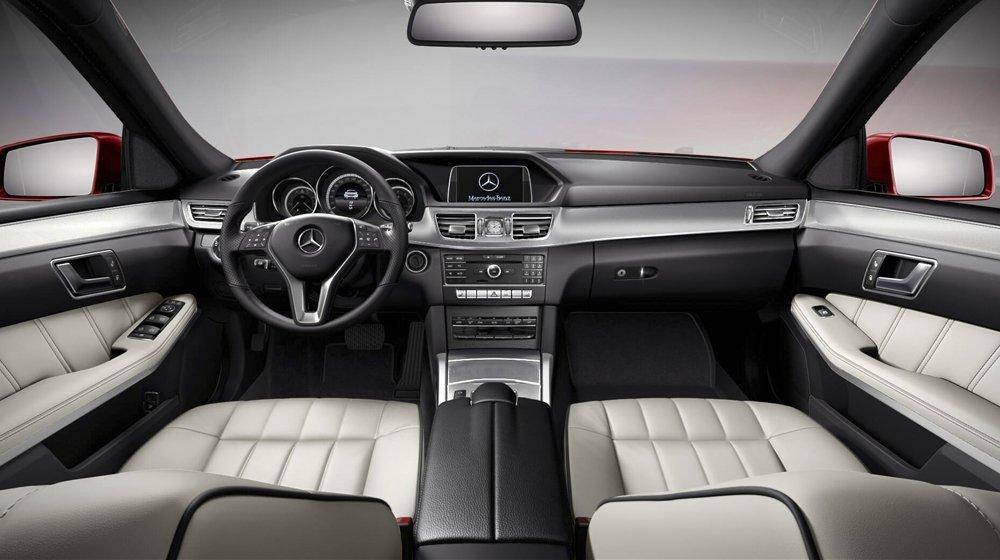 Mercedes E200 Edition E 2