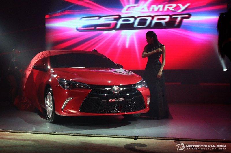 Toyota Camry ESport.
