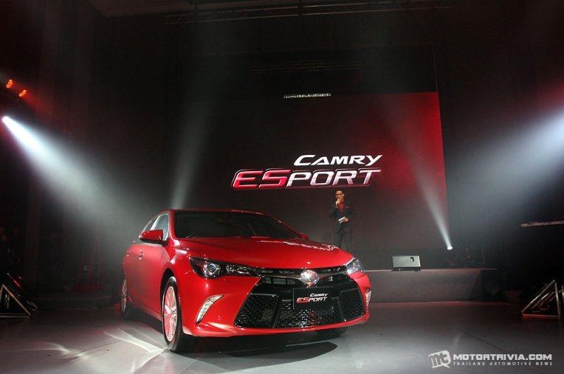 Toyota Camry ESport a