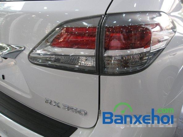 Bán Lexus RX 350 đời 2015, màu trắng-2